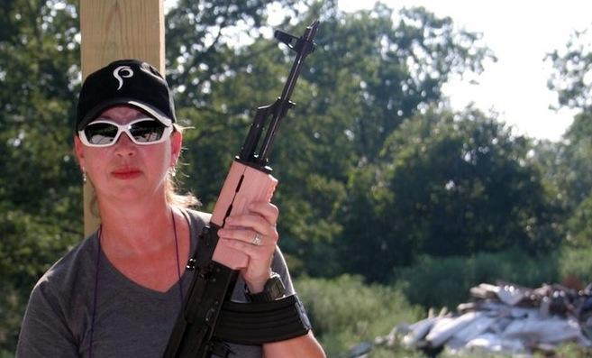 pink-AK-47