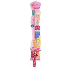 What can pink do for you why catch a big ole fish for Barbie fishing pole
