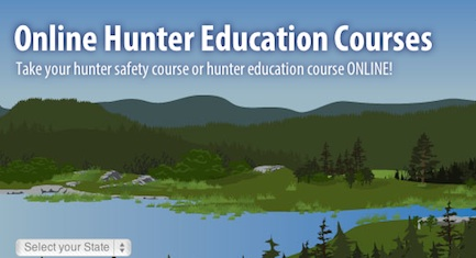 Official Hunter Safety Education Courses Online