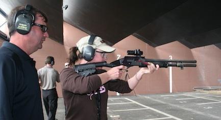 Barb shotgun Todd Jarrett
