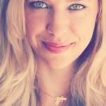 Natalie Foster glock necklace