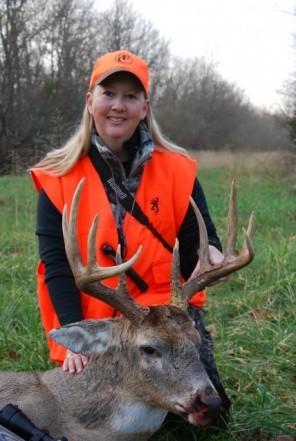 Marti Davis perry co deer