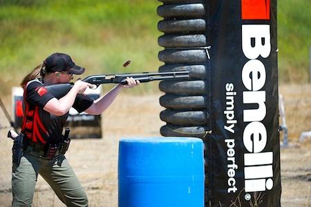 Julie Golob benelli 3-gun