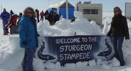 Sturgeon Stampede Wisconsin