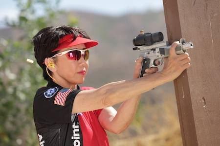 Vera Koo shooting Sun Tzu