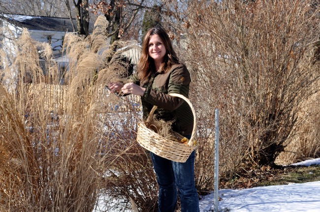 Grasses Nesting Ornaments