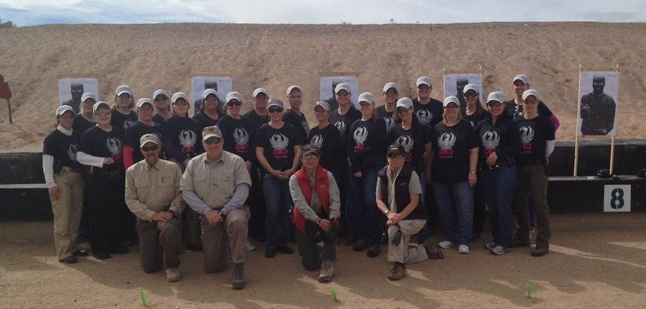 Ruger-women-group
