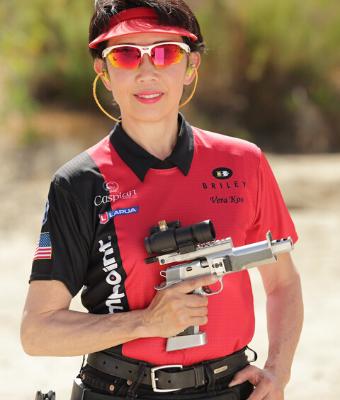 Vera Koo featured on range