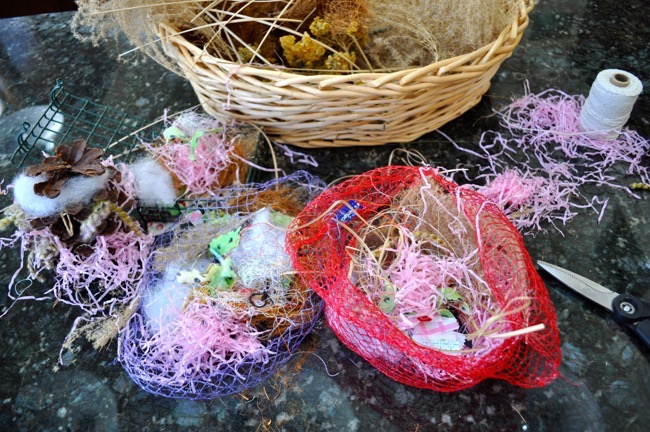 Nesting-bags