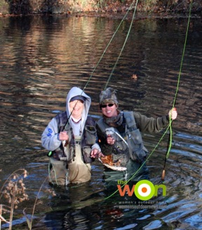 Missouri department of conservation hosts women 39 s free for Missouri conservation fishing license