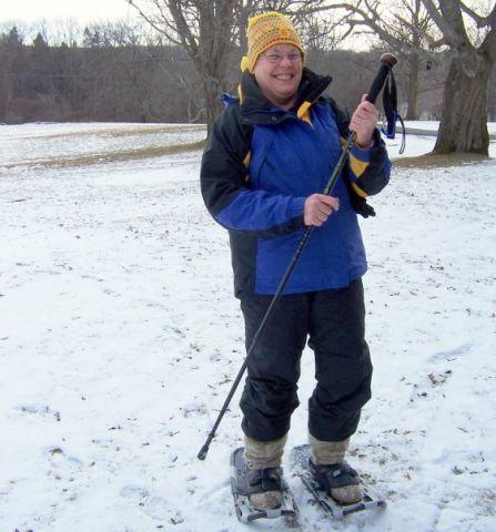 BOW-snowshoe