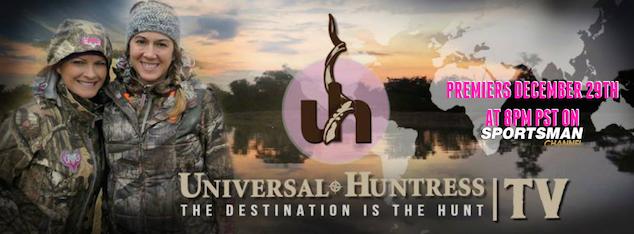 GWG - Universal Huntress TV