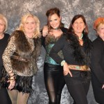 The Divas of DIVA WOW: Diana Cupp, Judy Rhodes, Stephanie Pastusek, Angela Schinendeman, and Pat Bullard.