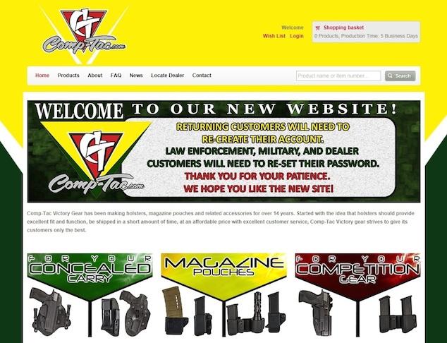 Comp-Tacwebsite