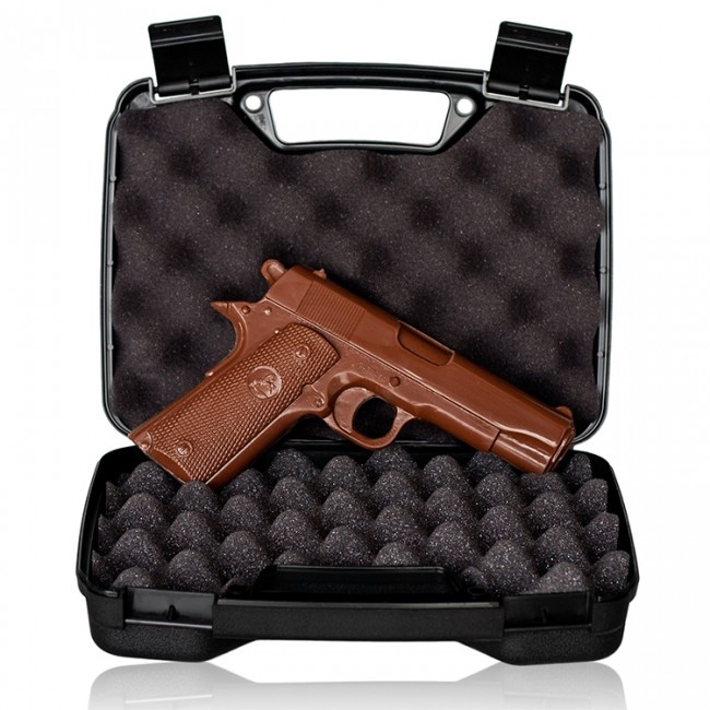 chocolate-handgun