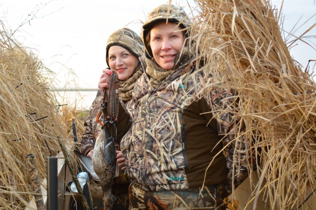 Diane-Franklin-Women's Waterfowl Hunt