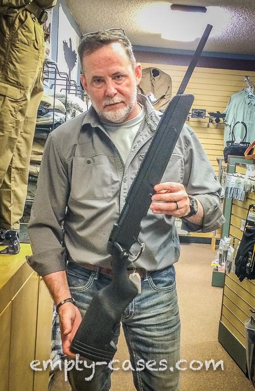 Richard-Mann-rifle