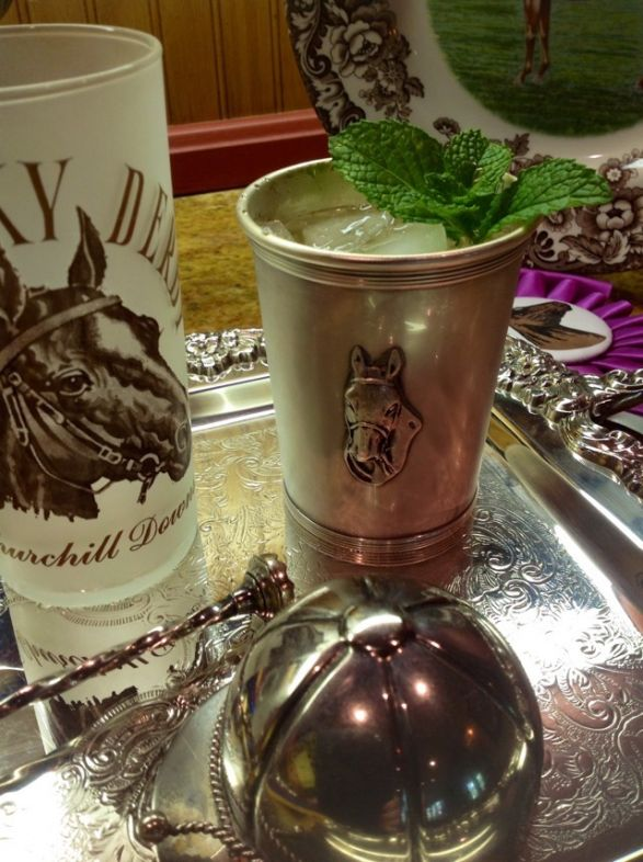 Heritage-Game-Mounts-Equestrian-Lifestyle-Triple Crown-Mint-Julep