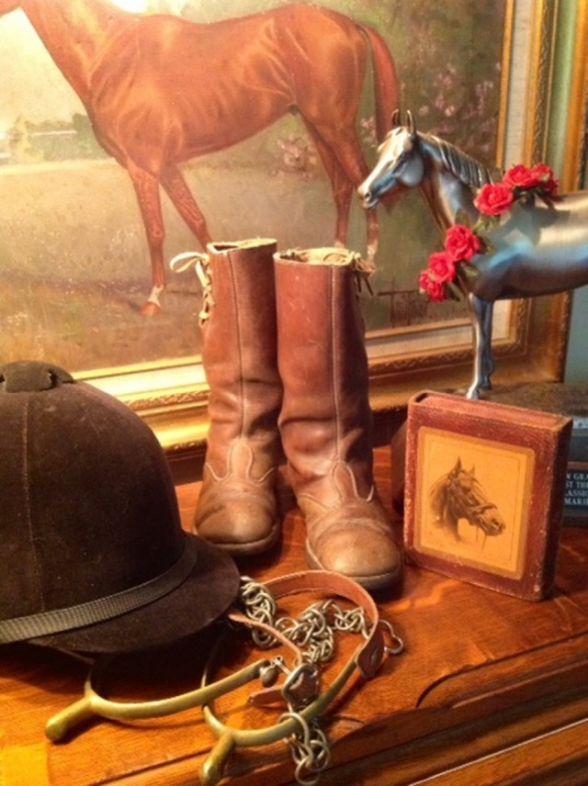 Heritage-Game-Mounts-Equestrian-Lifestyle-Triple Crown-vintage-1