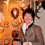 Heritage-Game-Mounts-Rita- Schimpff-booth