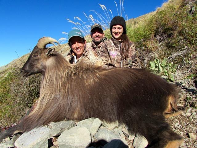 Mia-Anstine-bull-tahr-Jason-Kidd-New-Zealand-Custom-Outfitters-