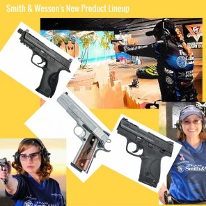 Smith & Wesson's New Product Lineup copy