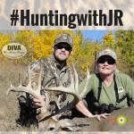#HuntingwithJRdeer feature