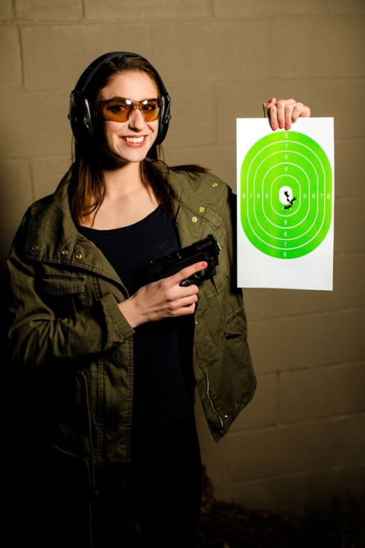 lasermax-target