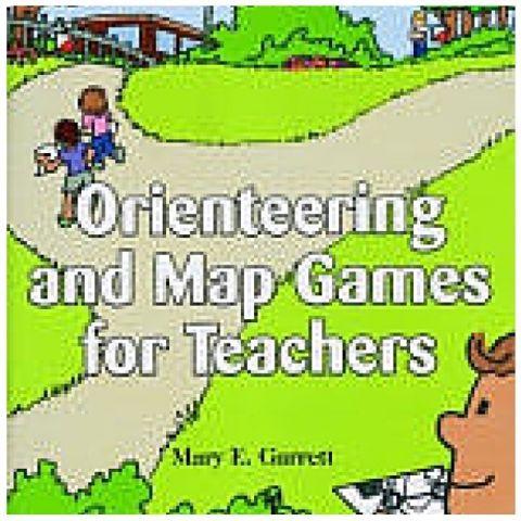 Orienteering-map-games