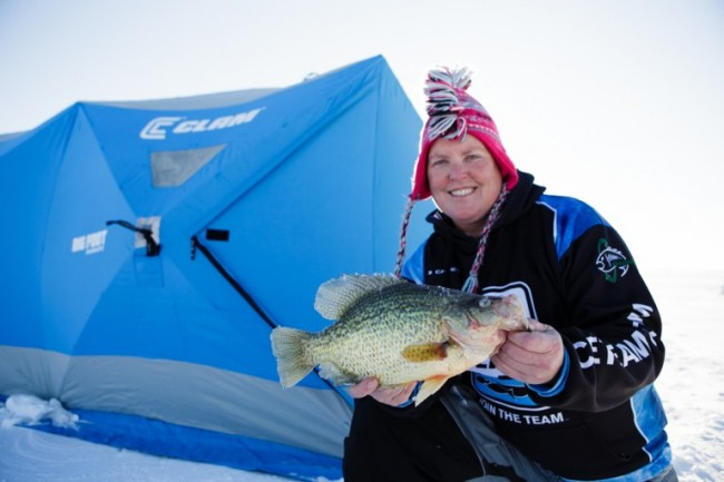Second Year as Women Ice Angler Project Heads Back to Lake of the Woods