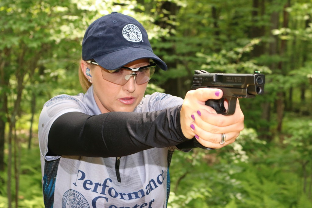 Julie-Golob-Smith&Wesson