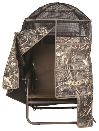 Freedom Hunter Chair Blind Open