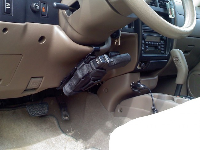Car-Mount-Steering