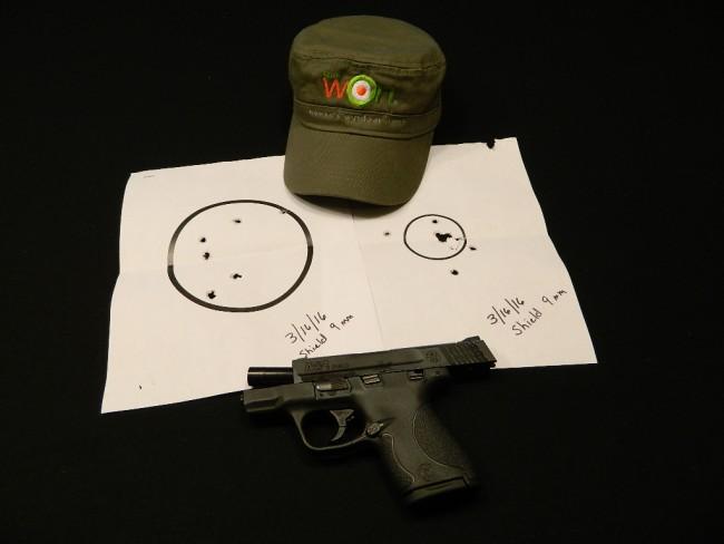 Pistol targets Spring Training