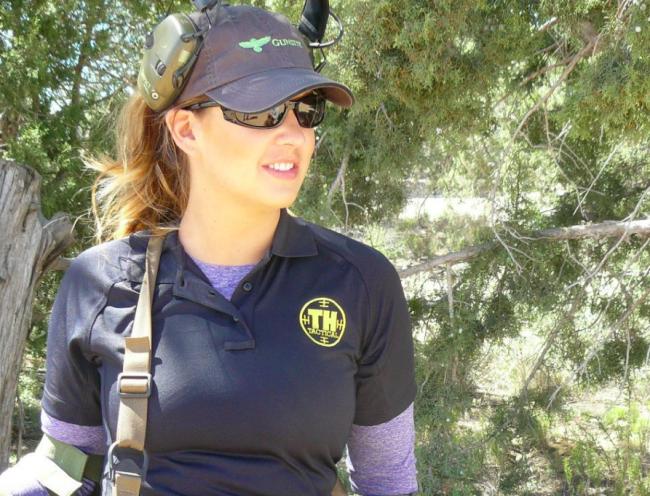 Gunsite firearms training