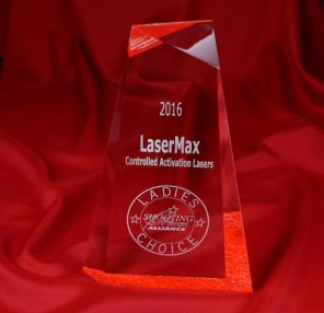 Lasermax-SHOT-award