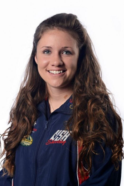 Morgan Craft Team USA Woman Shooting