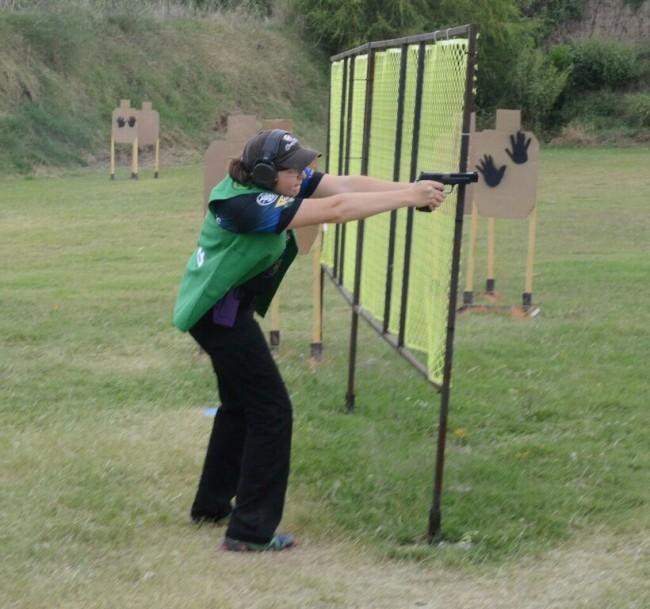 IDPA, Randi Rogers, pistol, S&W