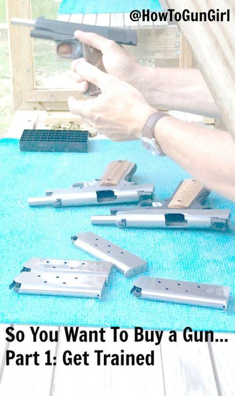 buy gun Emily Monroe trained