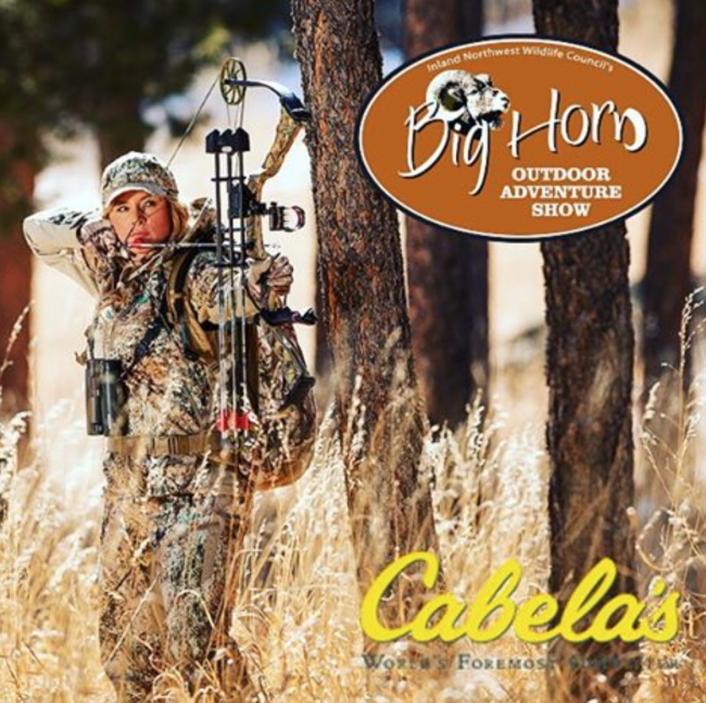 Kristy Titus Cabela's Big Horn Outdoor Teak Elk