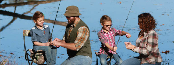 ohio may 7 8 is a free fishing weekend