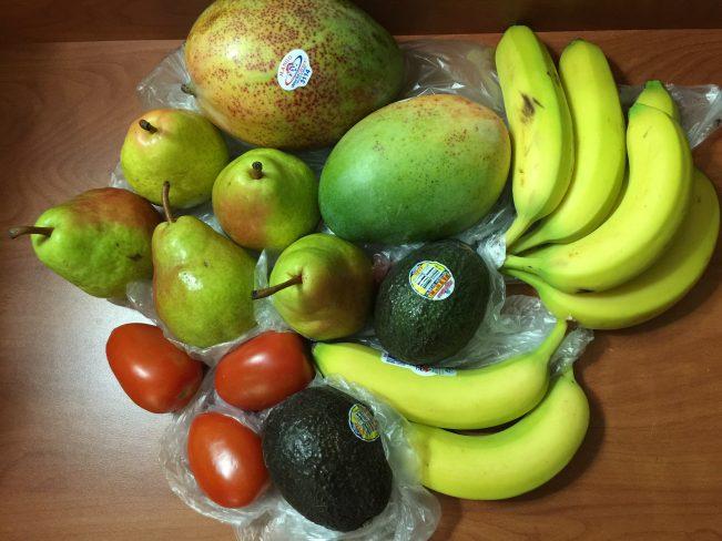 Fruits, Vera Koo, exercise