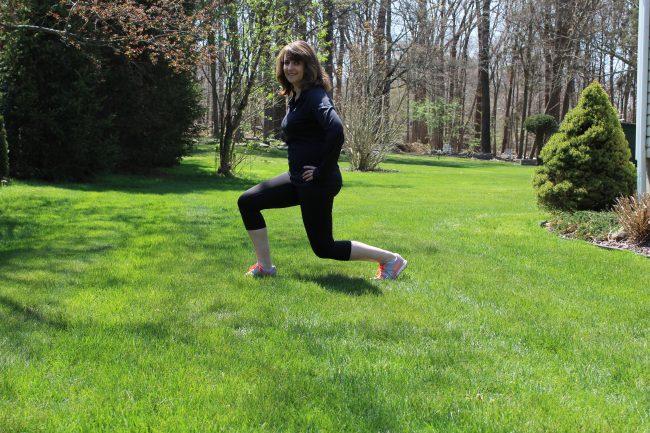 Lunge-Annette-Doerr-Spring Training