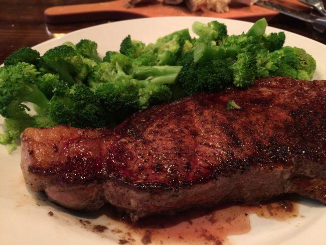Steaks by Vera Koo