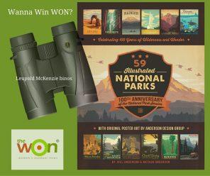 Wanna Win WON?parks