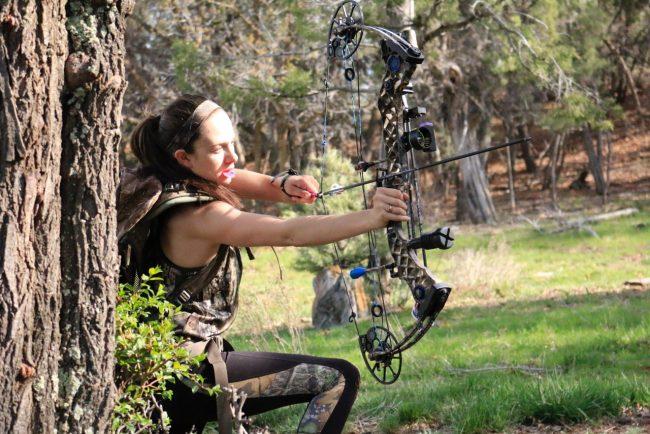 prepare for archery hunt
