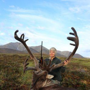 Caribou, hunting Caribou