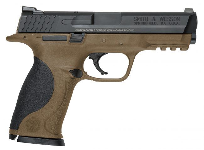 Smith wesson firearms pistol