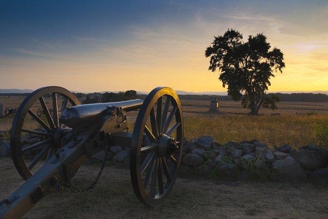 National park gettysburg