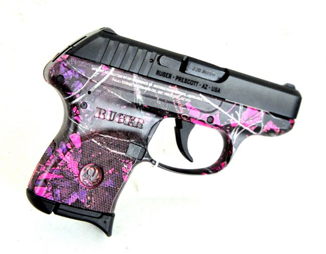 ruger pistol muddy girl